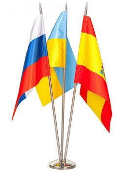 Флаги разных размеров и формы
