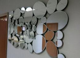 Фигурная резка зеркала