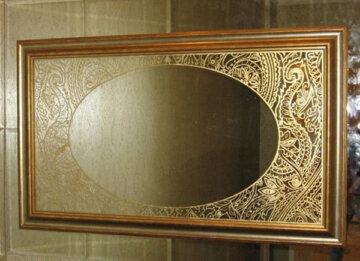 Зеркала с художественной покраской