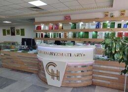 Мебель на заказ в Туркменистане